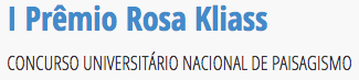 Logo I Prêmio Rosa Kliass